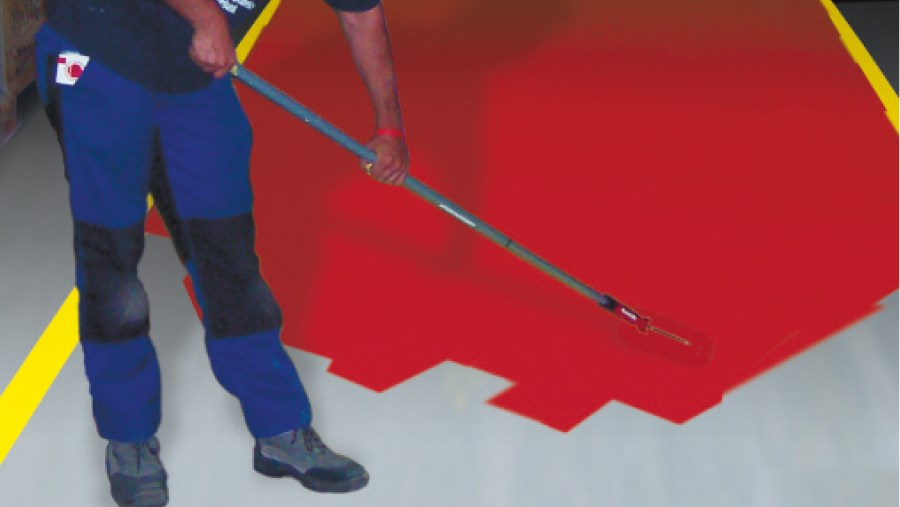 PROline industrial floor paint