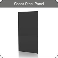 Axelent Ltd Sheet Steel Panel