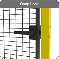 Axelent Ltd Snap Lock