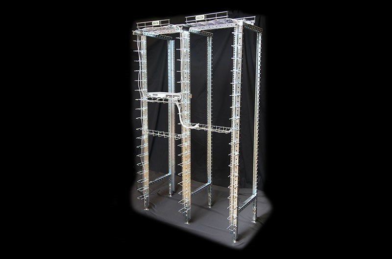 Axelent X Rack with enlarged cable tray