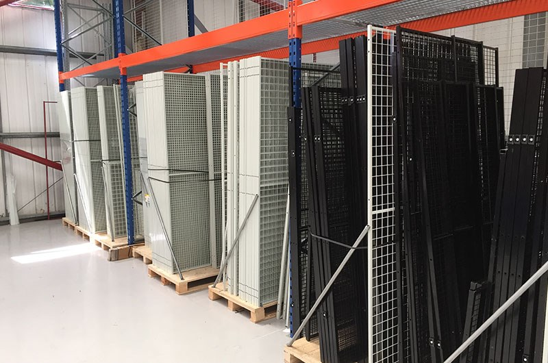 Axelent Ltd New warehouse in UK