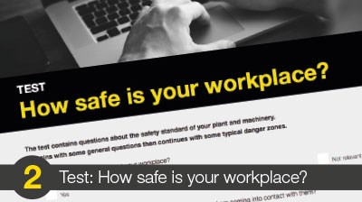 Safe workplace