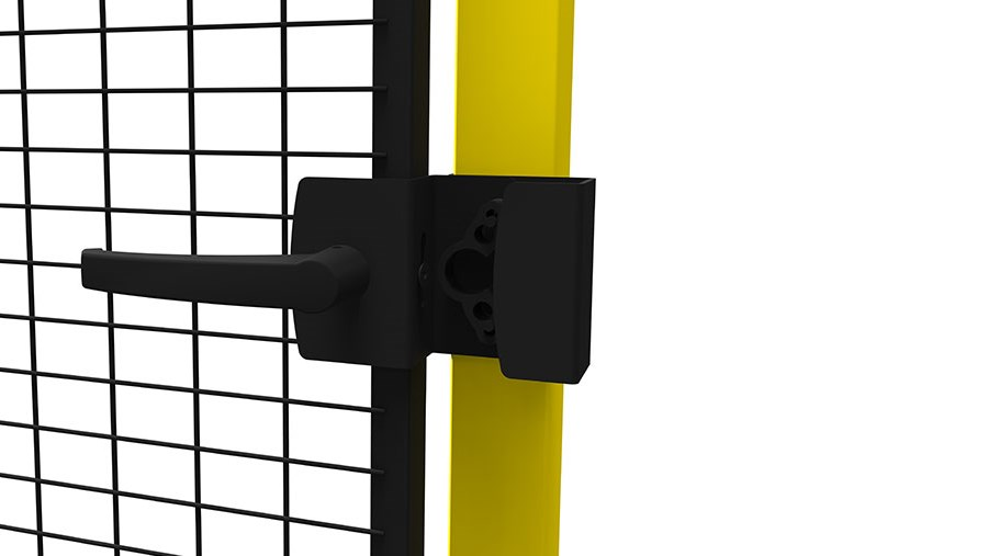 Snaplock For Sliding Doors